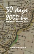 eBook: 30 days 8000 km