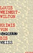 eBook: Krimis von schwarz bis weiß