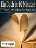 eBook: Ein Buch in 10 Minuten