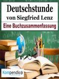 eBook: Deutschstunde von Siegfried Lenz