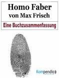eBook: Homo Faber von Max Frisch