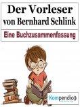 eBook: Der Vorleser von Bernhard Schlink