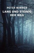 eBook: LANG UND STEINIG DER WEG
