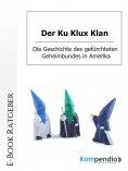 eBook: Der Ku Klux Klan
