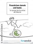 ebook: Finanzkrisen damals und heute
