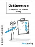 eBook: Die Börsenschule - So bewerten Sie Anleihen richtig