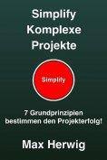 eBook: Simplify Komplexe Projekte