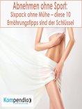 eBook: Abnehmen ohne Sport
