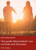 """eBook: """"Die große Wörterfabrik"""""""