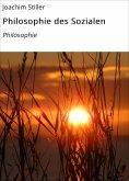 eBook: Philosophie des Sozialen