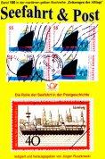 eBook: Seefahrt und Post - Geschichte der Reichspostdampfer - Schiffe auf Briefmarken