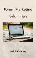 ebook: Forum Marketing - Geheimnisse