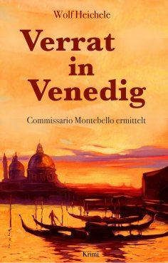 eBook: Verrat in Venedig