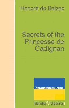 eBook: Secrets of the Princesse de Cadignan