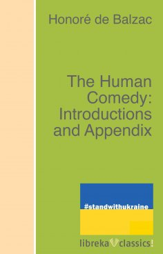 eBook: The Human Comedy: Introductions and Appendix