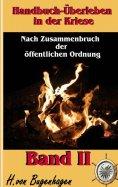 eBook: Handbuch Überleben in der Krise, Band 1