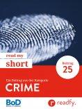 eBook: Anleitung zu einem Mord