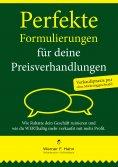eBook: Perfekte Formulierungen für deine Preisverhandlungen