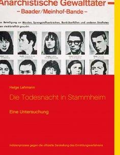 eBook: Die Todesnacht in Stammheim