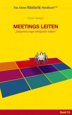 eBook: Rhetorik-Handbuch 2100 - Meetings leiten