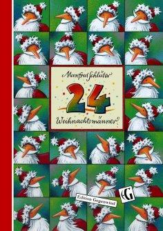 eBook: 24 Weihnachtsmänner
