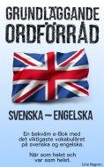 eBook: Grundläggande ordförråd Svenska - Engelska