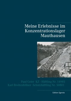 eBook: Meine Erlebnisse im Konzentrationslager Mauthausen