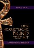 ebook: Der hermetische Bund teilt mit: 24