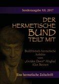 """ebook: Buddhistisch-hermetische Aufsätze vom """"Golden Dawn""""-Mitglied Allan Bennett"""