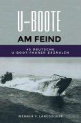 eBook: U-Boote am Feind