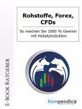 eBook: Rohstoffe, Forex, CFDs