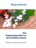 ebook: Die Ergänzungsmittel zu den Schüßler-Salzen