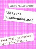 "eBook: ""Falsche Glaubenssätze"""