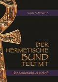 ebook: Der hermetische Bund teilt mit: 26