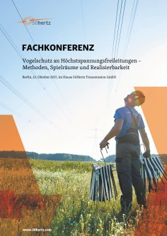 eBook: Fachkonferenz: Vogelschutz an Höchstspannungsleitungen - Methoden, Spielräume und Realisierbarkeit