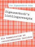 eBook: Zigeunerkoch's Lieblingsrezepte