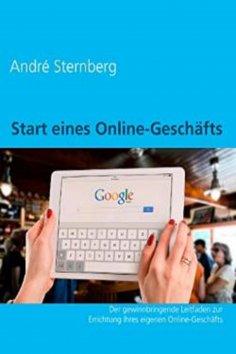 ebook: Start eines Online-Geschäfts