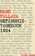 eBook: Gefängnistagebuch 1924