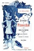 eBook: Le avventure di Pinocchio (Edizione Originale Illustrata)