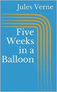 eBook: Five Weeks in a Balloon