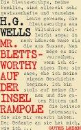 eBook: Mr. Blettsworthy auf der Insel Rampole