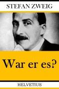 eBook: War er es?