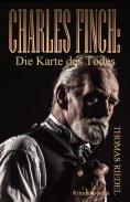 eBook: Charles Finch: Die Karte des Todes