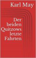 eBook: Der beiden Quitzows letzte Fahrten