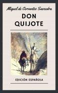 eBook: Don Quijote (Edición Española/Spanish Edition)
