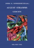 eBook: August Stramms Gedichte