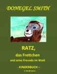 eBook: Ratz, das Frettchen und seine Freunde im Wald