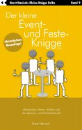 eBook: Der kleine Event- und Feste-Knigge 2100