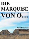 ebook: Die Marquise von O....