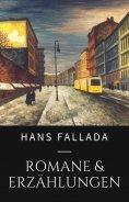 eBook: Hans Fallada - Romane und Erzählungen